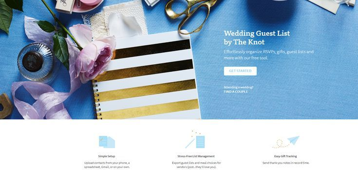 7 Free Wedding Templates You Can Use to Create Your Guest List: The Knot's Wedding Guest List Manager