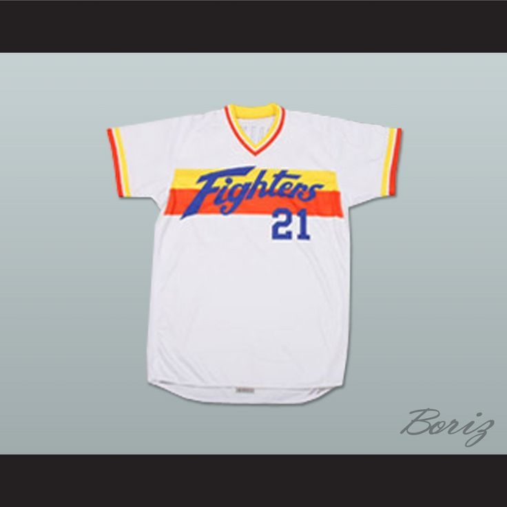 Interested to buy Yukihiro Nishizaki 21 Hokkaido Nippon-Ham Fighters Baseball Jersey Stitch Sewn ? Come and Visit http://www.borizcustomsportsjerseys.com/product-p/nippon-ham-fighters-1.htm