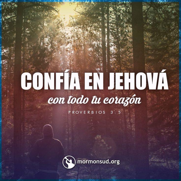 Confía en Jehova con todo tu corazón