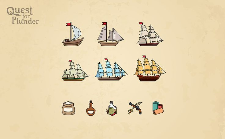 Quest For Plunder icons | Flickr - Photo Sharing!