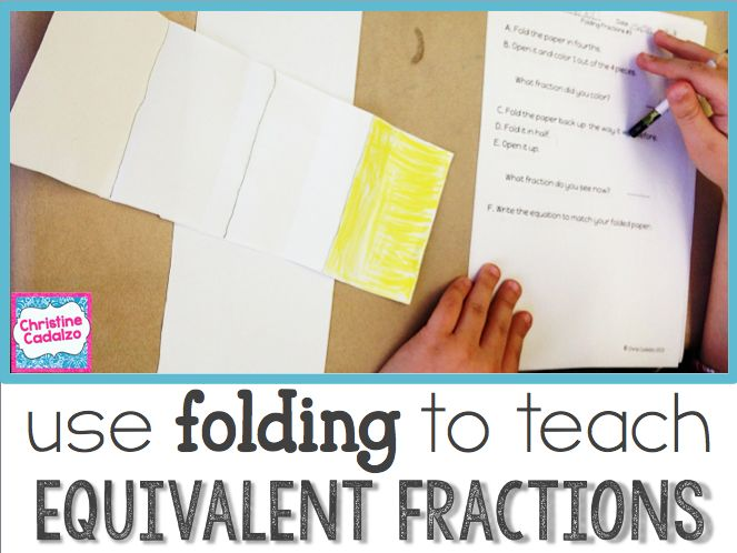 Finding equivalent fractions can be a confusing concept for students.  It's counter-intuitive to change both the numerator AND the denomi...