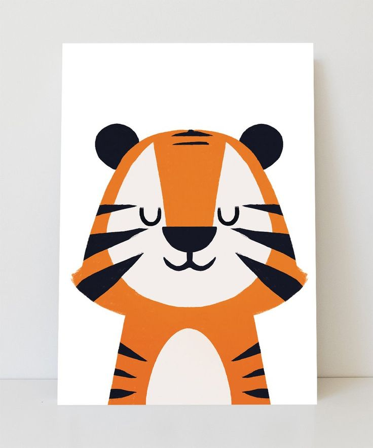 Lámina tigre