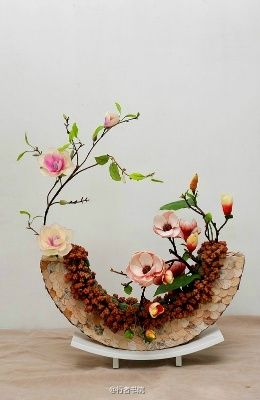 | Ikebana | Japanese flower arrangement
