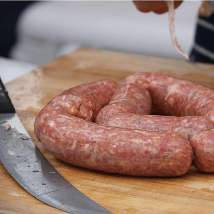 How to Make Sausage