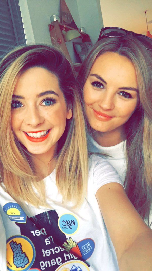 #ZoeSugg and #NiomiSmart