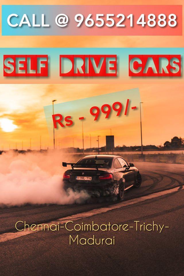 Self Drive Car Rental Service Chennai Tamil Nadu In 2020 Car Rental Service Self Driving Car Rental