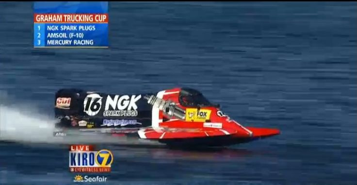 Champ Boats F1 | Tim Seebold the US F1 winner at Seafair, Seattle WA – Ströms ...