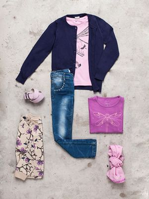 Denim lookbook - KIDS girl,