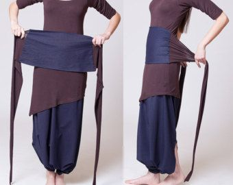 Obi Belt Wrap Belt Wide Belt Wrap Top Waist Belt by MichalRomem                                                                                                                                                                                 More