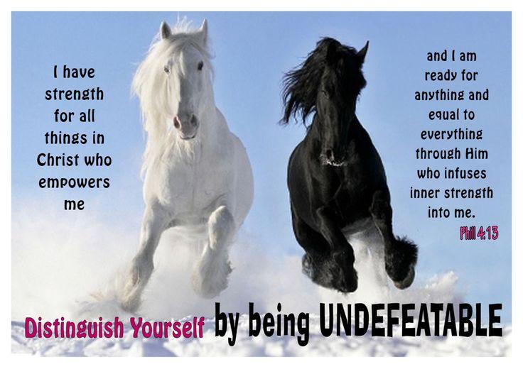 UNDEFEATABLE by PicturezandParablez on Etsy