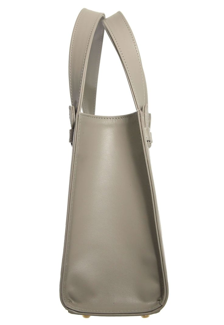 Womens Brushed Calfskin Small Sized Tote: Amazon.co.uk: Shoes & Bags