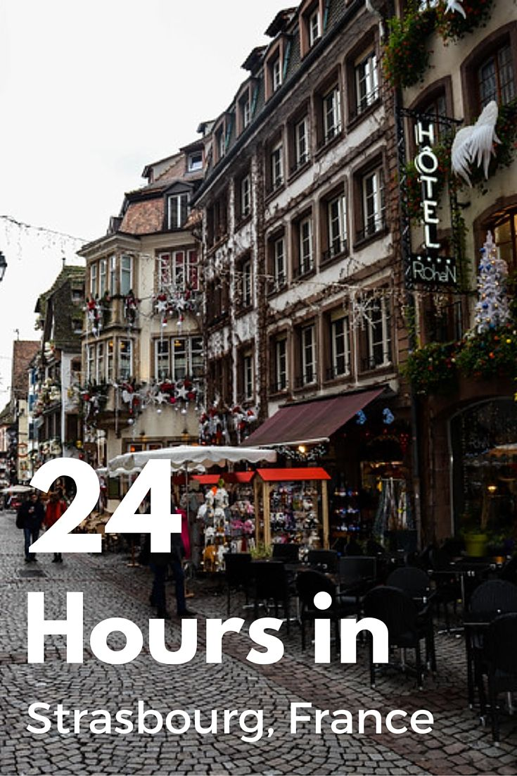We had a great time in France and Strasbourg has been the best host for us even for 24 hours it made an impression and we can't wait to visit again.