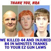 This country needs to have a discussion about how it handles its mentally ill as well... it's not just about guns.