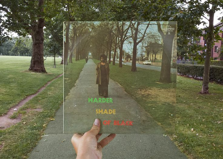 """In his latest project, """"Covers: Retracing Reggae Record Sleeves in London"""" photographer Alex Bartsch has thoroughly researched and identified the original locations of the cover photos on 42 reggae records. He then proceeded to photograph them on location.  """"By meticulously matching the record sleeves with their background, Alex has created a fascinating series that represents not only serious patience and eye for detail on his part, but also paints a picture of the history of ..."""