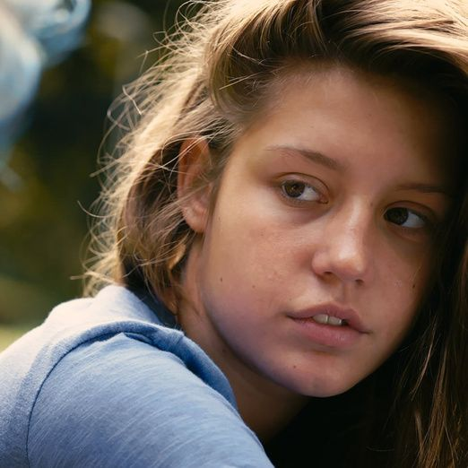 Adele Exarchopoulos GQ | Adèle Exarchopoulos