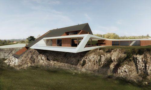 Beautiful Home Mobius Architecture Design ~ http://modtopiastudio.com/amazing-mobius-architecture-for-amazing-result/