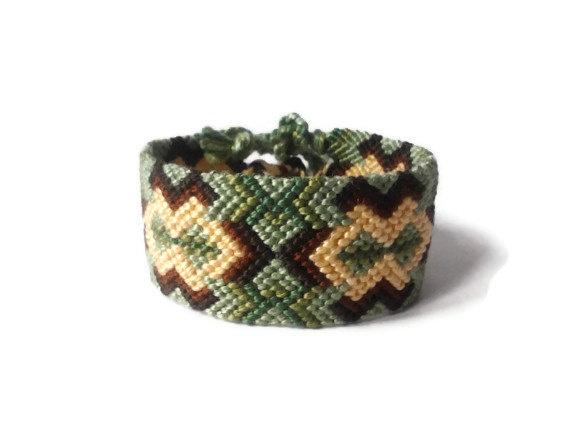 """friendship bracelet """"indian dream"""" by Kreativprodukte, €10.60"""