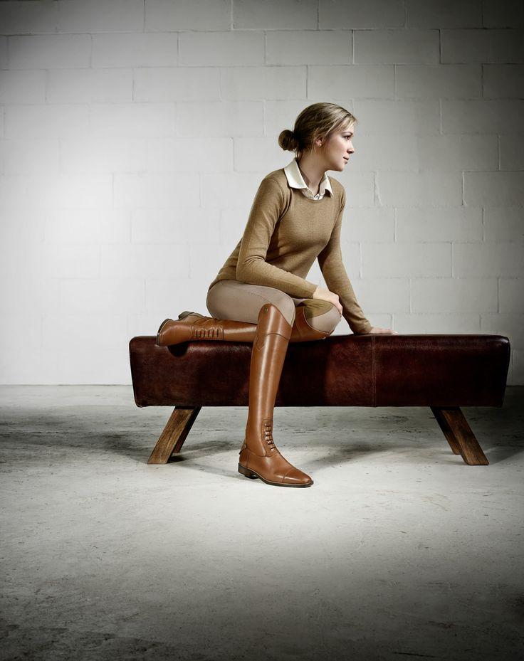 www.pegasebuzz.com | Equestrian apparel : Cavallo boots.