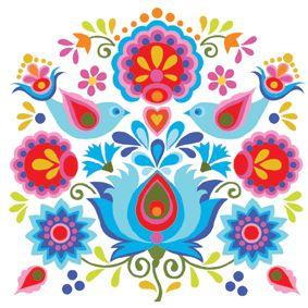 Linda Edwards cards - Flower Power (several designs)