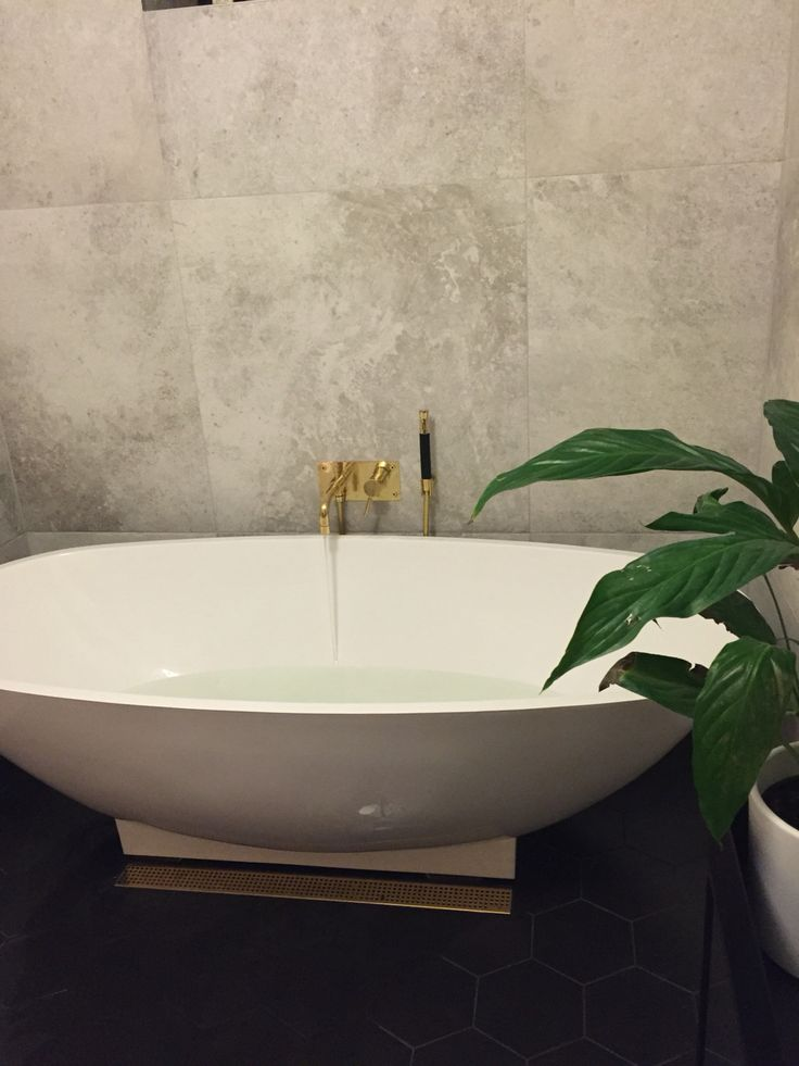 I just love our new tub!