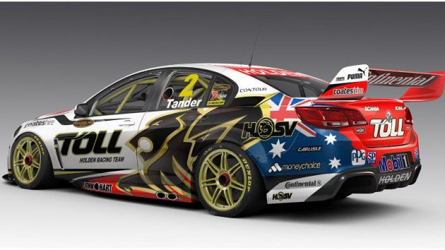 Beautiful 2014 HRT Holden Commadore