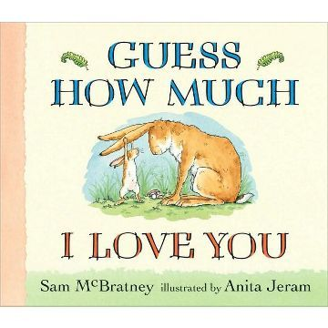 Guess How Much I Love You (Board Book) by Sam McBratney