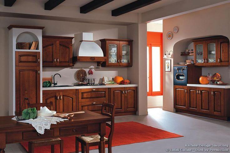 82 Best La Cucina Italiana Italian Kitchen Images On Pinterest Italian Style Kitchens
