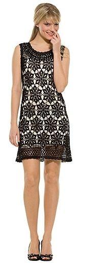 crochet dress...really cute