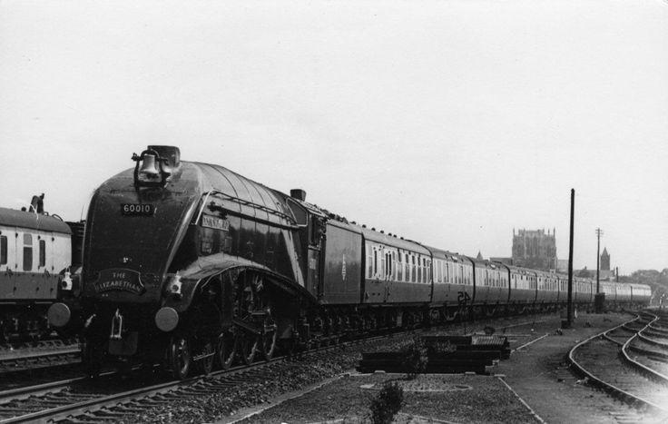 BR A4 60029 Woodcock | British Rail | Pinterest | Training ...