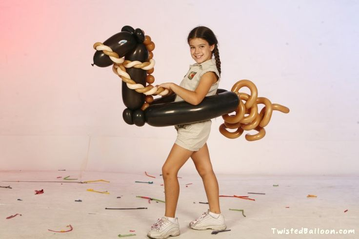 Photo Gallery :: Todd Neufeld's Twisted Balloon Company