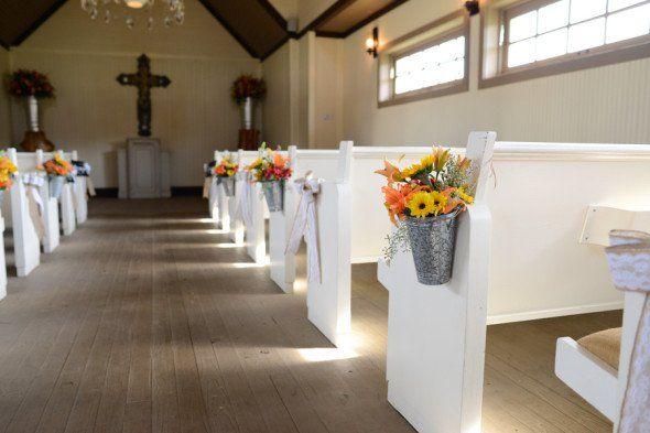 Country Wedding Church