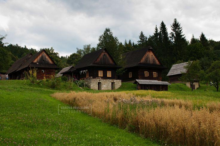 Village (Wallachian Open Air Museum, Rožnov pod Radhoštěm)