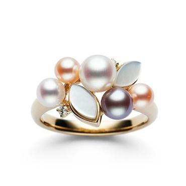 ring by Tasaki