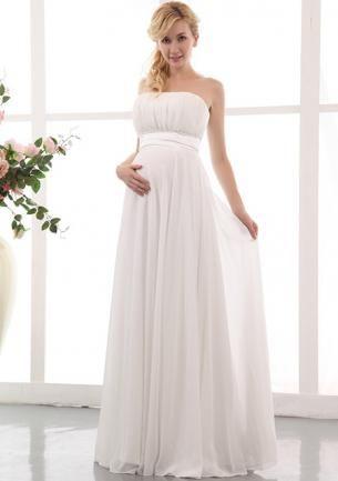 Brautkleider schwanger standesamt