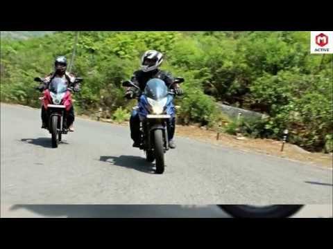 Bajaj Pulsar AS150 and AS200 Review Touring