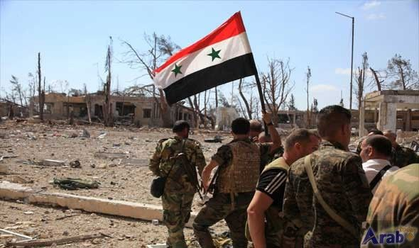 IS 'besieged' in last bastion in Syria's…