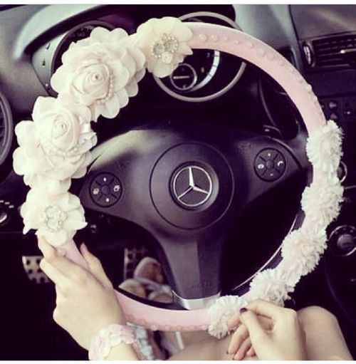 Bit too girly for me but really like the idea :)