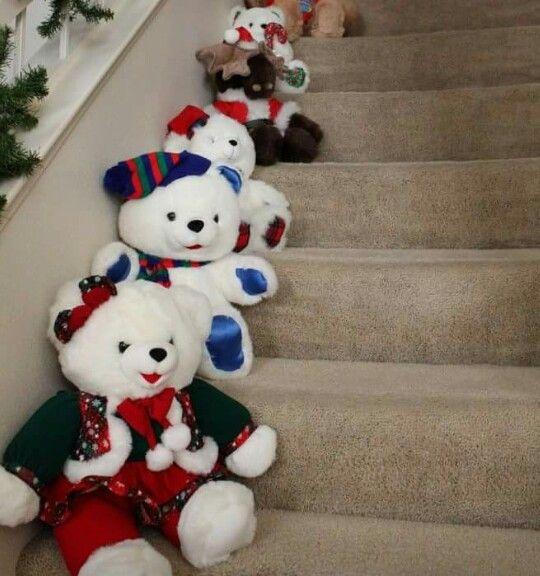 para adornar escaleras