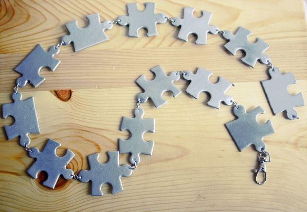 Diy z puzzli
