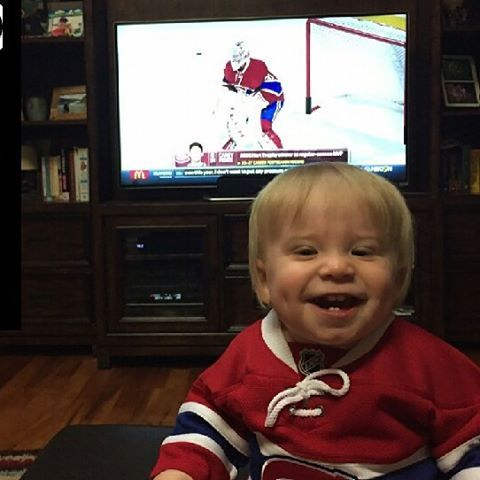 Not the result fans wanted but this is the face of someone watching his first Habs playoff game. #repost @tom_bonovox #allhabs #gohabsgo #canadiens #showyourhabs #planethabs #Habs #NHL #gameday #hockeynight #rocketsportsmedia #montreal #hockey #fans #playoffhockey #nyrangers #nyr @allhabs @ahlreport @rocketsportsmedia @lavalrocket http://xboxpsp.com/ipost/1491760169447731089/?code=BSzy_huAi-R