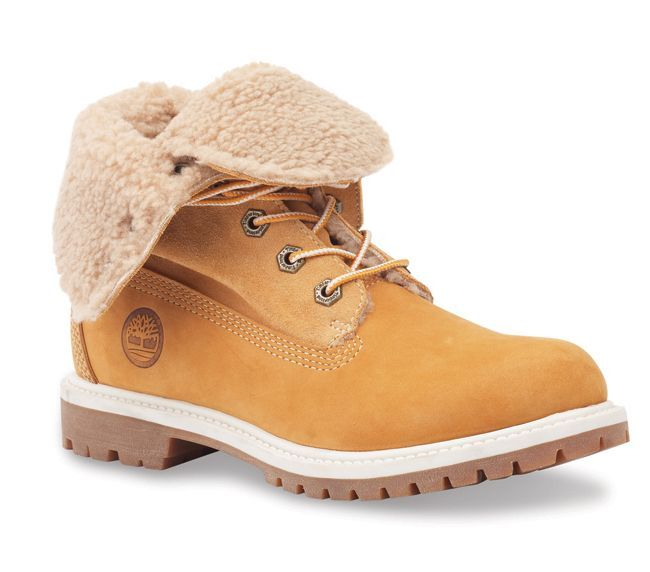 Timberland Boots Womens Teddy Fold Down Boot