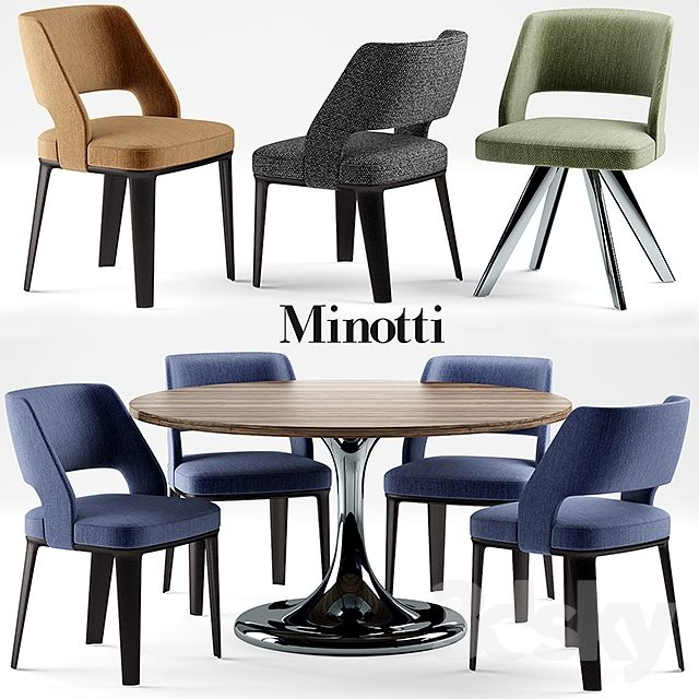 Table and chairs minotti NETO table OWENS CHAIR  : 80d609c8802b2a43bd5cb941ebd62305 from www.pinterest.com size 640 x 640 jpeg 72kB