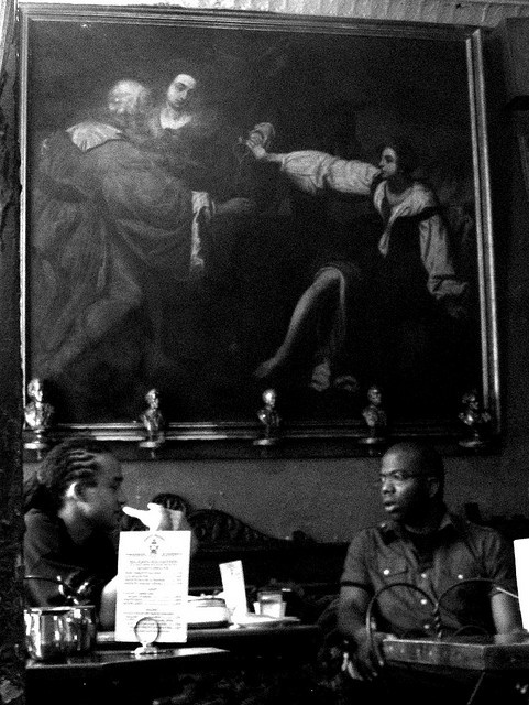 Cafe Reggio, since 1927