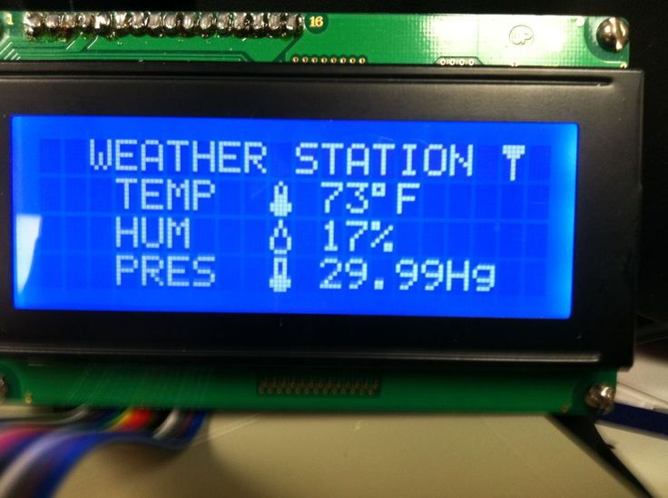 Best images about diy weather station on pinterest