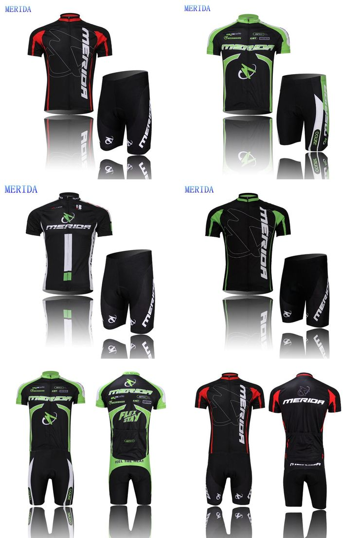 [Visit to Buy] 2017 Merida Cycling Clothing / Cycling Jersey /Bicycle Team Roupa Ciclismo bike Outdoor bicicleta Sportswear Short Sleeve Suite #Advertisement