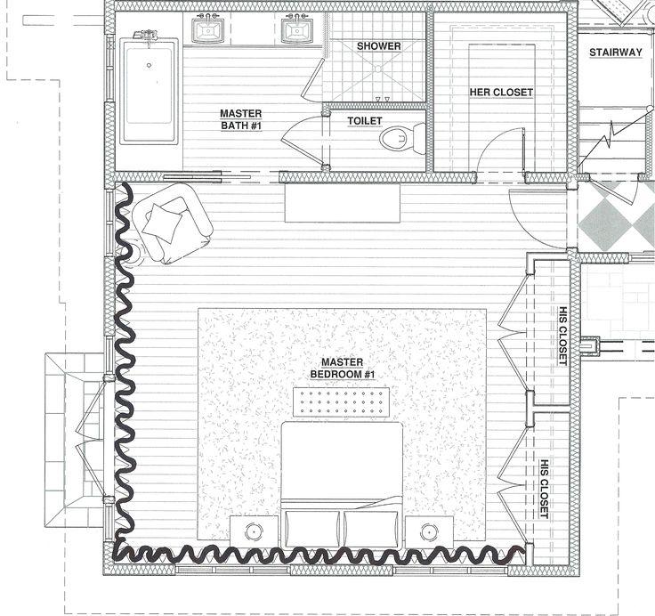 Best 25+ Master bedroom layout ideas on Pinterest
