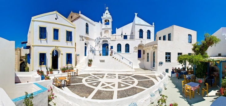 VISIT GREECE| #Nisyros #Dodecanese #islands #Greece Village of Nikeia