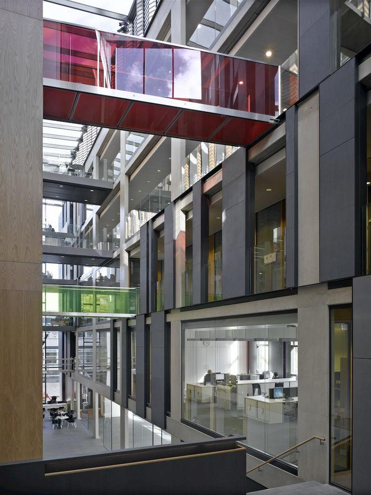 Abercrombie Building, Oxford Brookes University | Design Engine Architects | Archinect