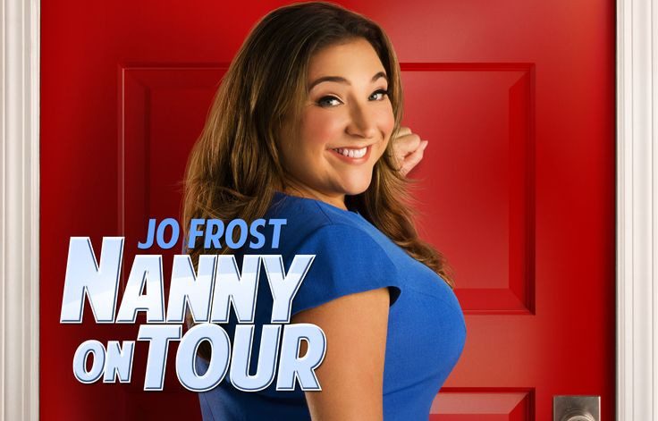 Jo Frost: Nanny On Tour - Watch Thursdays at 8 PM ET on UP!