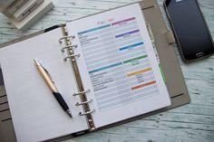 Arbeit im Haushalt ist lästig. Ein Putzplan und regelmäßige Routinen helfen dabei, mit möglichst wenig Arbeit eine saubere und ordentliche Wohnung zu haben.